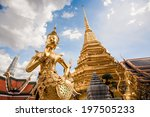 angle in temple | Shutterstock . vector #197505233