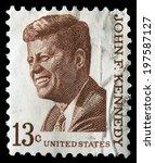 Us 1965 78  John F. Kennedy ...
