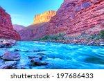 Reflection In Colorado River O...