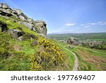 Ilkley Cow And Calf Rocks