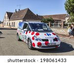 illiers combray france jul 21... | Shutterstock . vector #198061433