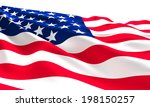 old glory flag american... | Shutterstock . vector #198150257