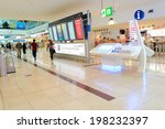 dubai  uae   march 31  flight... | Shutterstock . vector #198232397