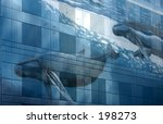 whale mural   Shutterstock . vector #198273