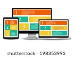 responsive pc. seo optimization ...