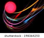 Dynamic Rainbow Colours Ball...