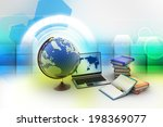 education concept | Shutterstock . vector #198369077