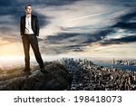 success | Shutterstock . vector #198418073