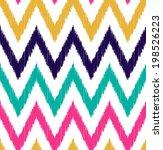 seamless chevron stripes pattern   Shutterstock .eps vector #198526223