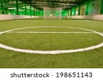 soccer or football field | Shutterstock . vector #198651143