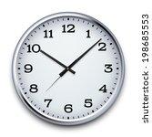 vector clock  eps10 | Shutterstock .eps vector #198685553