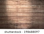 grunge wood background with... | Shutterstock . vector #198688097