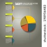 vector abstract interface... | Shutterstock .eps vector #198956483