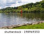 Bala Lake Or Llyn Tegid In...