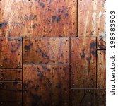 metal background   Shutterstock . vector #198983903