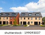 english new estate | Shutterstock . vector #199093037