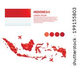Indonesia geometric concept design