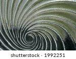 circular pattern made of glass | Shutterstock . vector #1992251