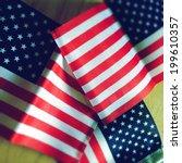instagram filtered image of...   Shutterstock . vector #199610357
