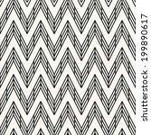 seamless geometric pattern.... | Shutterstock .eps vector #199890617