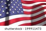 a 3d wavy rendering of the...   Shutterstock . vector #199911473