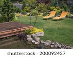 a pair of bright yellow... | Shutterstock . vector #200092427