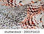 Leopard Fabric Pattern Silk...