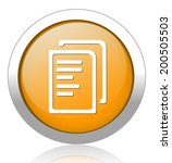 document icon | Shutterstock .eps vector #200505503