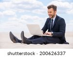 great place to work. cheerful... | Shutterstock . vector #200626337