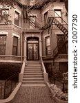 shows entryway  brick sidewalk  ... | Shutterstock . vector #2007730