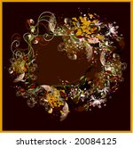 vector illustration of... | Shutterstock .eps vector #20084125