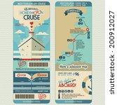 Honeymoon Cruise Boarding Pass...