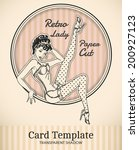 1940s,1950s,40s,50s,background,beautiful,beauty,beige,brown,card,cardboard,circle,corset,corsette,cut