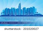 Dubai Jumeirah Lakes Towers...