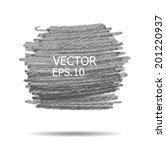 grunge background. pencil... | Shutterstock .eps vector #201220937