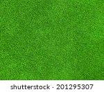 beautiful green grass texture...   Shutterstock . vector #201295307