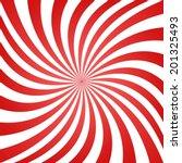 red white summer spiral ray... | Shutterstock .eps vector #201325493