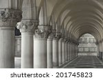 Doge's Palace  Saint Marks...
