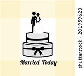married design | Shutterstock .eps vector #201959623