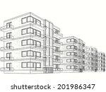 building construction   Shutterstock . vector #201986347