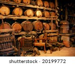 Wine Cellar Fully Loaded With...