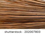 texture of drongamaporngry broom | Shutterstock . vector #202007803