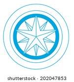 star icon | Shutterstock .eps vector #202047853