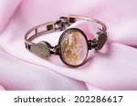Costume Jewelry. Silver Vintag...