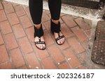 women's shoes   Shutterstock . vector #202326187