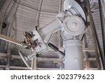 an image of an equatorial... | Shutterstock . vector #202379623