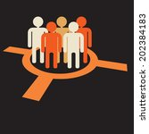 focus group  target audience at ...