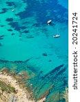 view of mediterranean coast   Shutterstock . vector #20241724