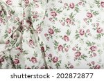 vintage style of tapestry... | Shutterstock . vector #202872877