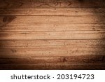 wood planks texture | Shutterstock . vector #203194723